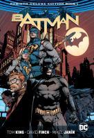 Batman. Rebirth, book 1
