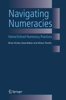 book cover: Navigating Numeracies