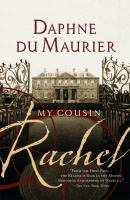 My Cousin Rachel Book cover