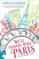 We'll Always Have Paris book cover