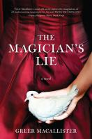 Book cover for The Magician's Lie