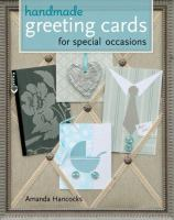 Handmade Greeting Cards book cover