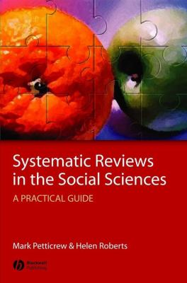 book cover of Systematic Reviews in the Social Sciences