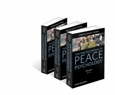 cover image for the encylopedia of peace psychology. Click on this image to get to the catalog entry.