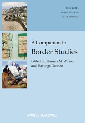 Book Cover : A companion to Border Studies