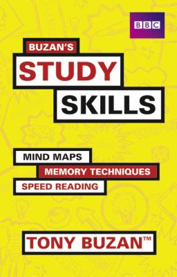 Buzan's Study Skills Mindmaps, Memory Techniques and Speed Reading by Tony Buzan.
