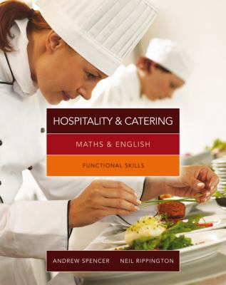Maths & English for hospitality and catering : graduated exercises and practice exam