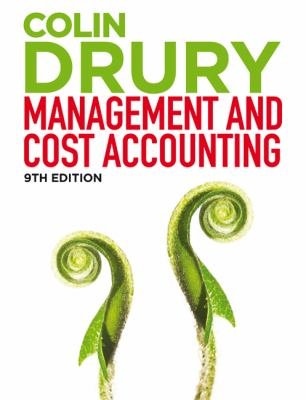 Management and cost accounting. Cover