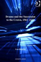 Drama and the Succession to...