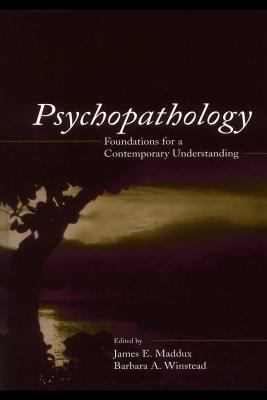 Front cover art for the book Psychopathology foundations for a contemporary understanding by James A. Banks (Editor); Cherry A. McGee Banks (Editor).