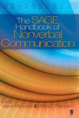 Cover of Save Handbook of Nonverbal Communications