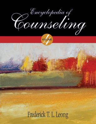Book jacket for Encyclopedia of Counseling