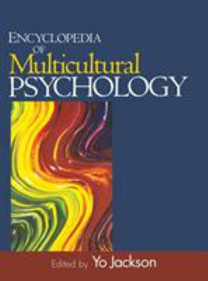 Book jacket for Encyclopedia of Multicultural Psychology