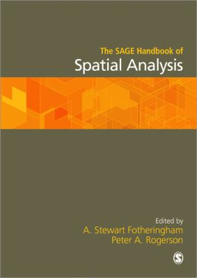 book cover: The SAGE Handbook of Spatial Analysis