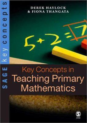 book cover: Key Concepts in Teaching Primary Mathematics