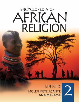 cover of Encyclopedia of African Religion