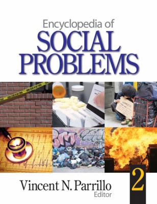 Book jacket for Encyclopedia of Social Problems
