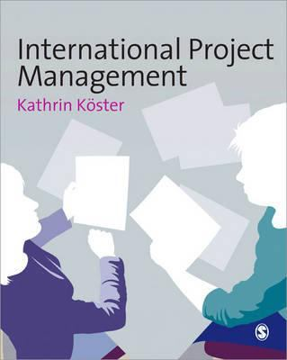 Book jacket for International Project Management