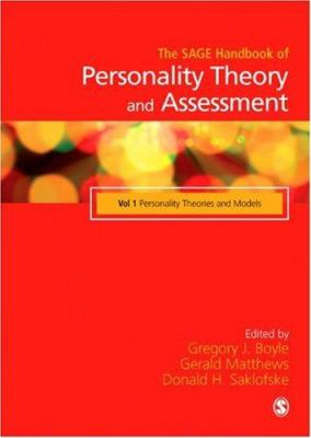 Personality Theory and Assessment Cover