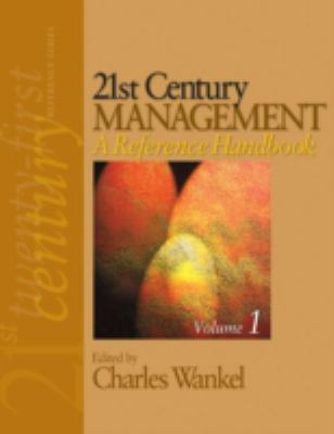 Book jacket for 21st Century Management