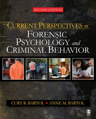 Current Perspectives in Forensic Psychology and Criminal Behavior Cover Art
