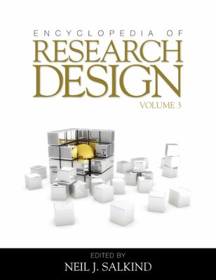 cover of Encyclopedia of Research Design