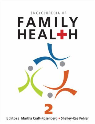 Book jacket for Encyclopedia of Family Health