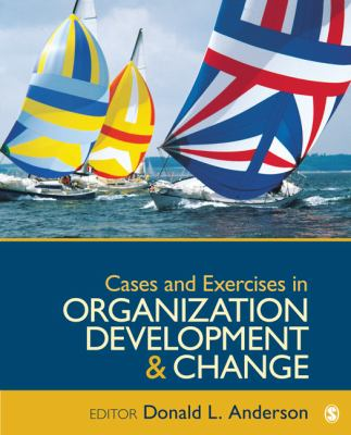Book jacket for Cases and Exercises in Organization Development and Change