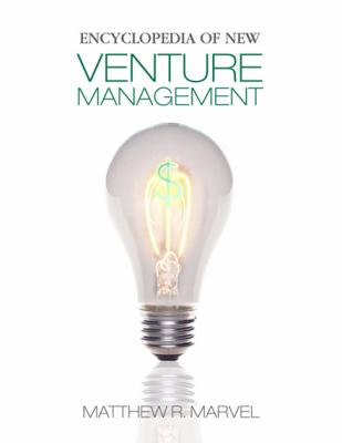 Book jacket for Encyclopedia of New Venture Management