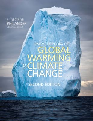 Book Cover : Encyclopedia of Global Warming and Climate Change
