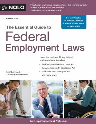 The Essential Guide to Federal Employment Laws