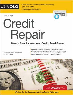 Credit Repair - October