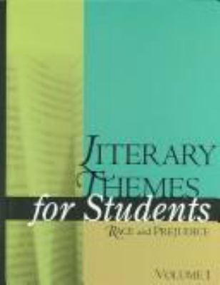 cover of Literary Themes for Students: Race and Prejudice