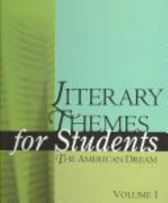 cover of Literary Themes for Students: The American Dream
