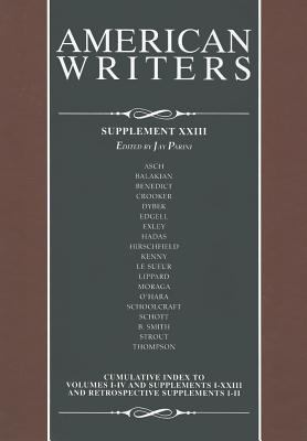 cover of American Writers