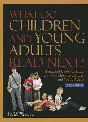 cover of What Do Children and Young Adults Read Next?