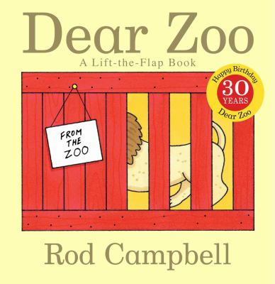 dear zoo cover art