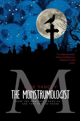 The Monstrumologist book cover