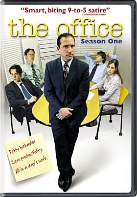 The Office Season 1 Cover Art