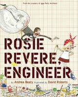 Rosie Revere book cover