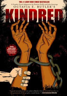 book cover: Kindred: A Graphic Novel Adaptation