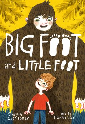 Bigfoot and Little Foot