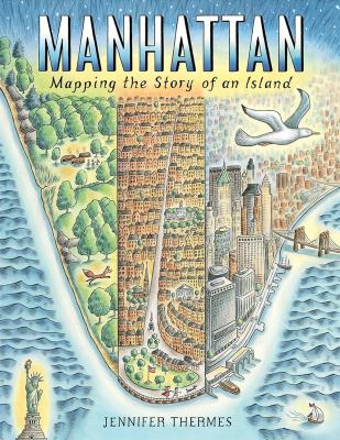 Manhattan by Jennifer Thermes