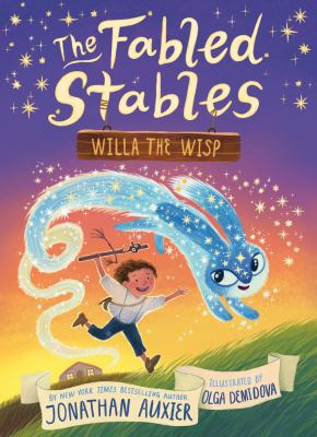 Willa the wisp by Auxier, Jonathan, author.
