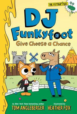 DJ Funkyfoot : give cheese a chance