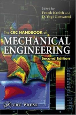 Cover Art for Mechanical Engineering by Frank Kreith; D. Yogi Goswami (Editor)