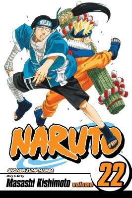 Naruto. Volume 22, Comrades