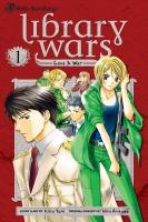 Library Wars book cover