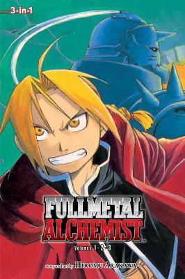 Full Metal Alchemist Vol 1