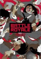"""Battle Royale Remastered"" Book Cover"